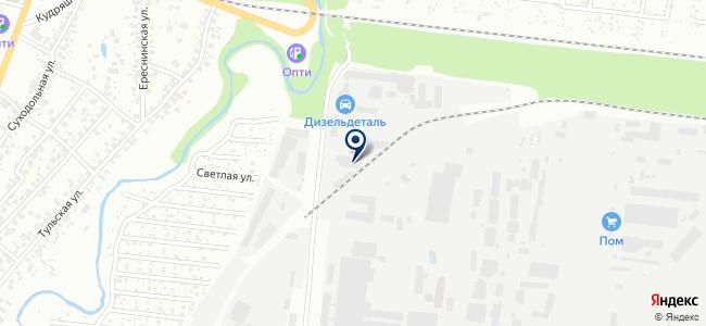 АВЕЛАН Сервис на карте