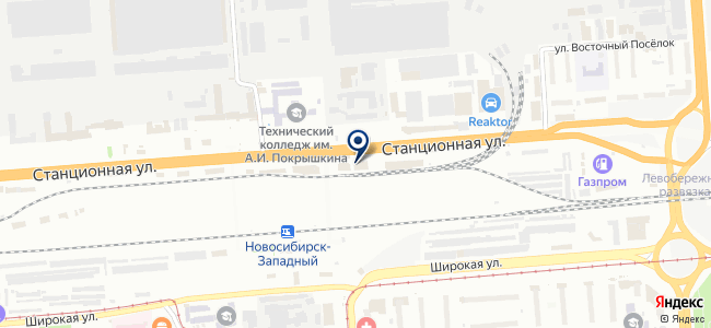 МАКС Моторс Экстрим, ЗАО на карте