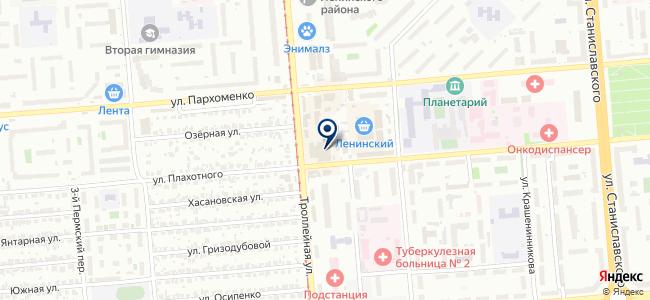 Радио плюс на карте