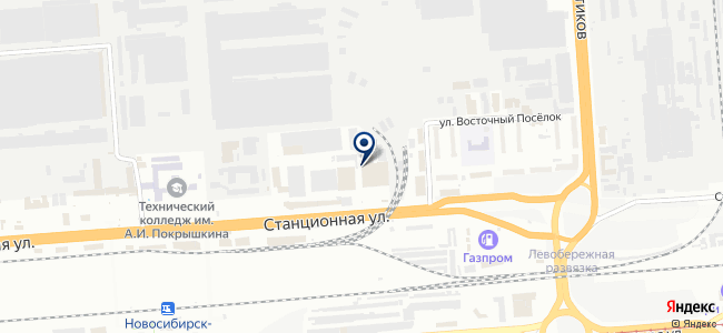 Гарантерм-Сибирь, ООО на карте