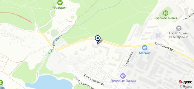 НАФАНЯ на карте