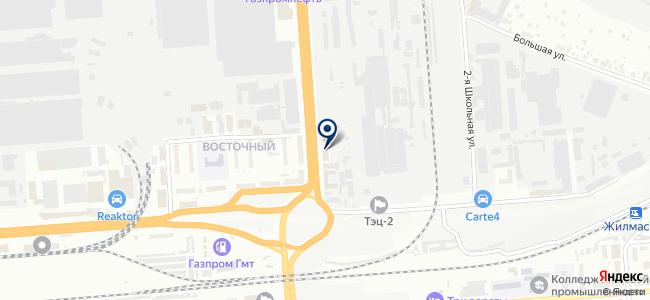 Максэлт, ООО на карте