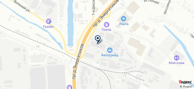 ИнтерК, ООО на карте