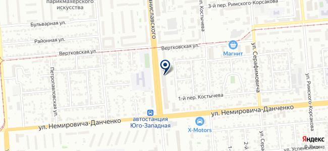 АкваГазСервис на карте