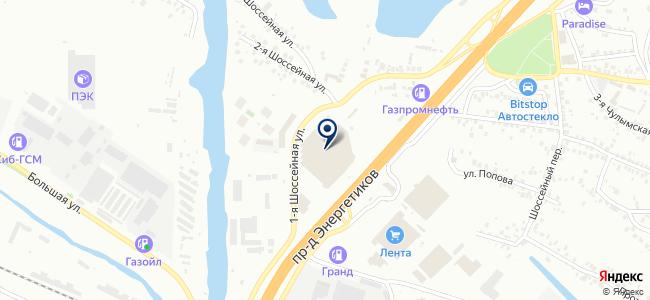 Радиомир на карте