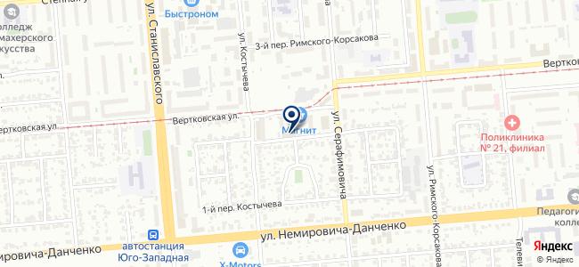 ТБС-Инструмент, ООО на карте