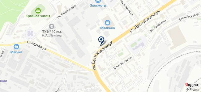 Промстрой Вектор, ООО на карте
