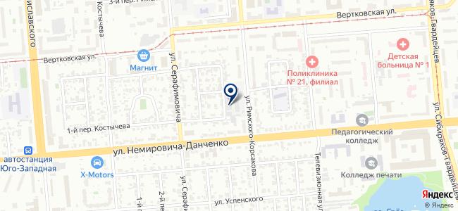 СибЭлектро, ЗАО на карте