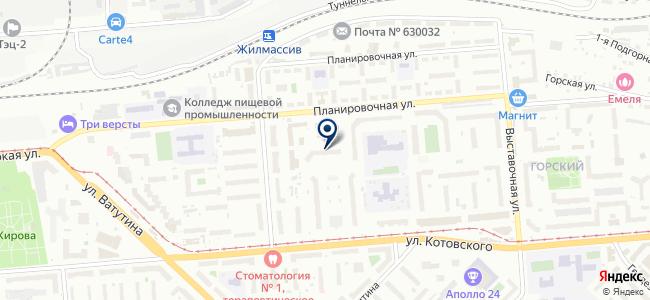 Симбиоз, ООО на карте