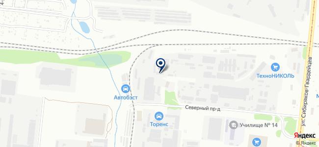 А-Рефайт Сервис на карте