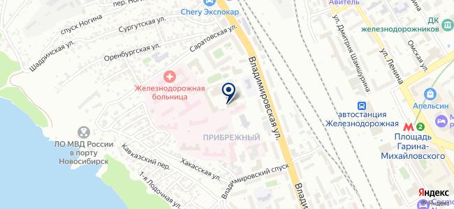 Электротермия, ООО на карте