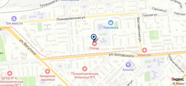 Аврора, ООО на карте