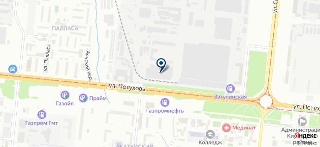 ЭЛМ, ООО на карте