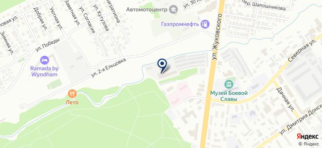 ДМР, ООО на карте