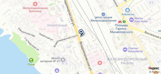 РУСМАСТЕР на карте