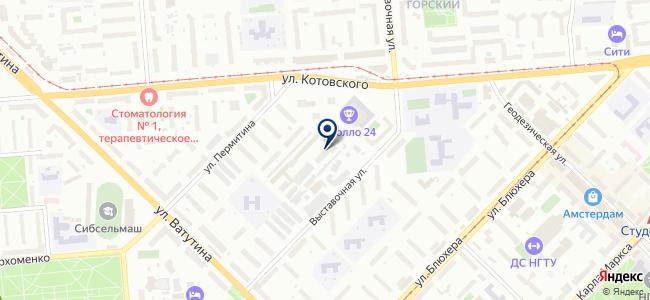 СибЭлектроСтрой, ООО на карте