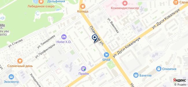 СМТ-Мастер, ООО на карте