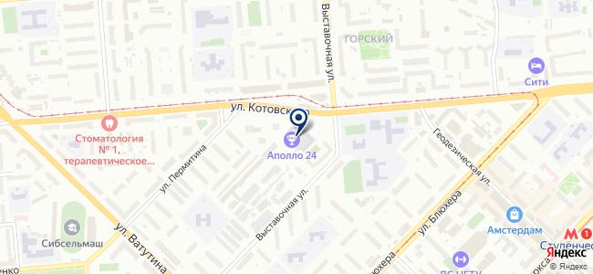 МонтажСпецПроект, ООО на карте