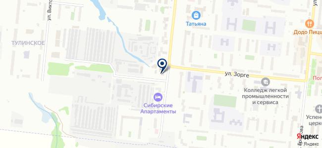 ААА-3 на карте
