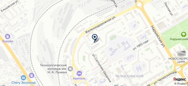 Оберег-А, ООО на карте