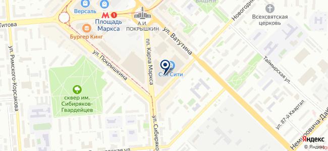 С-СИБИРЬ, ООО на карте