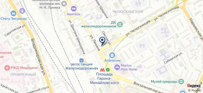СибСветТорг на карте