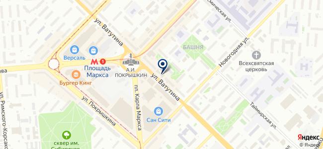 Прайскиллер TechnoPoint на карте