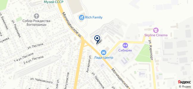 Оплав, ООО на карте
