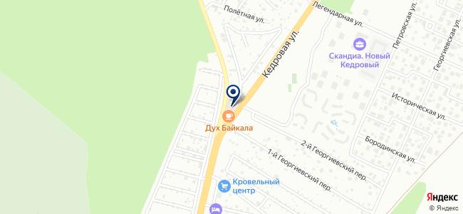 Бахор, ООО на карте