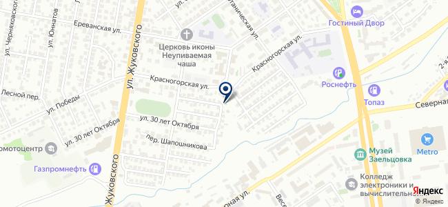 СибДорКомплекс, ООО на карте