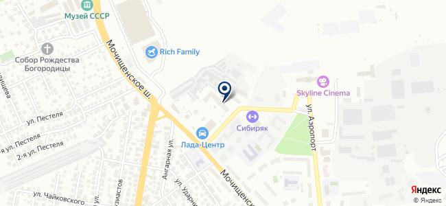 Атлант, ООО на карте