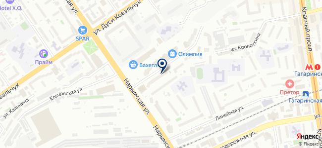 РосТелекомСтрой, ООО на карте