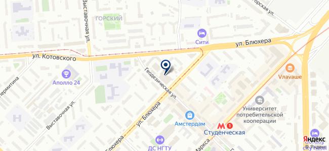 Авелон, ООО на карте