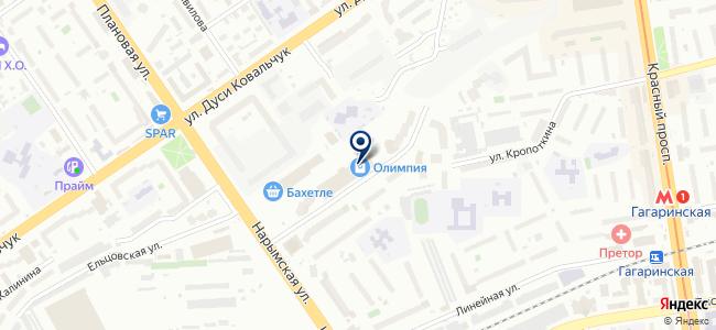 Алмет, ООО на карте