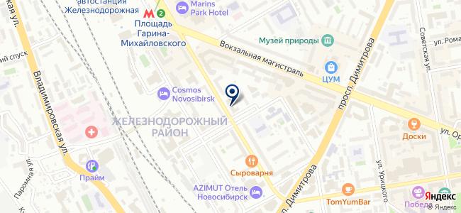 Радиотехника, ООО на карте