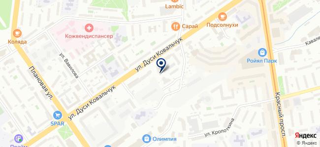 Ассо Луче на карте