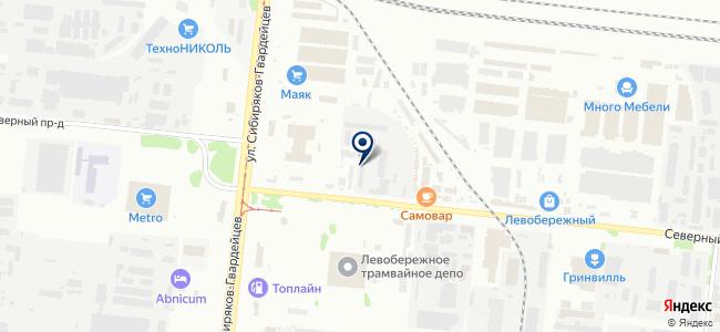 РемЭлектроДвигатель, ООО на карте