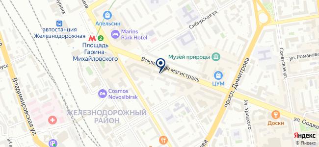 Радиотехника на карте