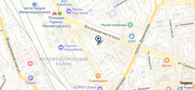 Данфосс, ООО на карте