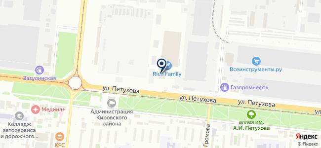 Специальные Технологии РМ, ООО на карте