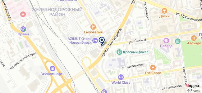 Sony на карте