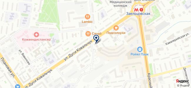 Электротехмонтаж, ЗАО на карте