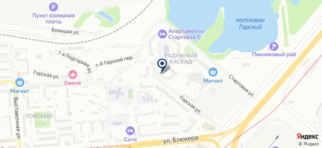 Led-Sib на карте