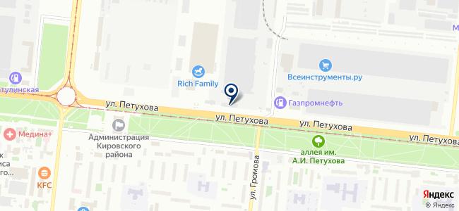 СервисЭлектроПривод, ООО на карте