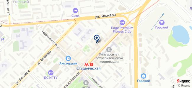 Ренишоу, ООО на карте
