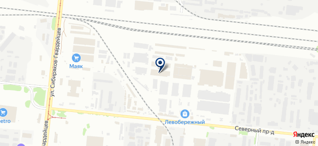 Альянс-ТРК, ООО на карте