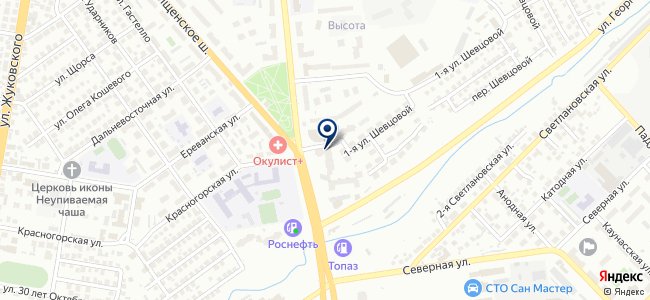 НовЭК на карте