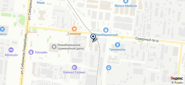 Бензоинструмент, ООО на карте