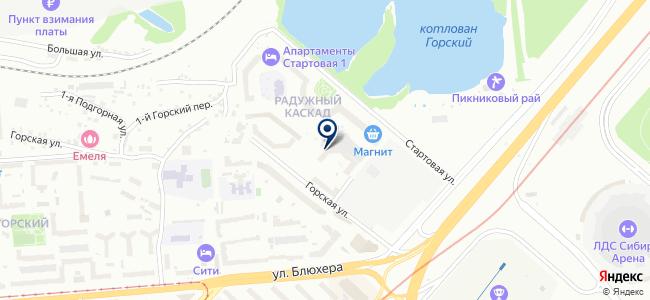 СтройКонтинент, ООО на карте