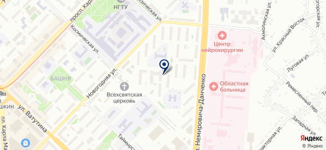 Теплоэнергокомплект, ООО на карте
